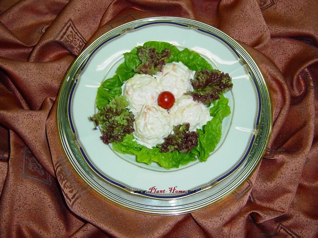 Coslow Salatası Tarifi